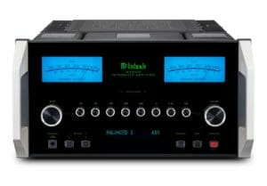 McIntosh MA9000 Front