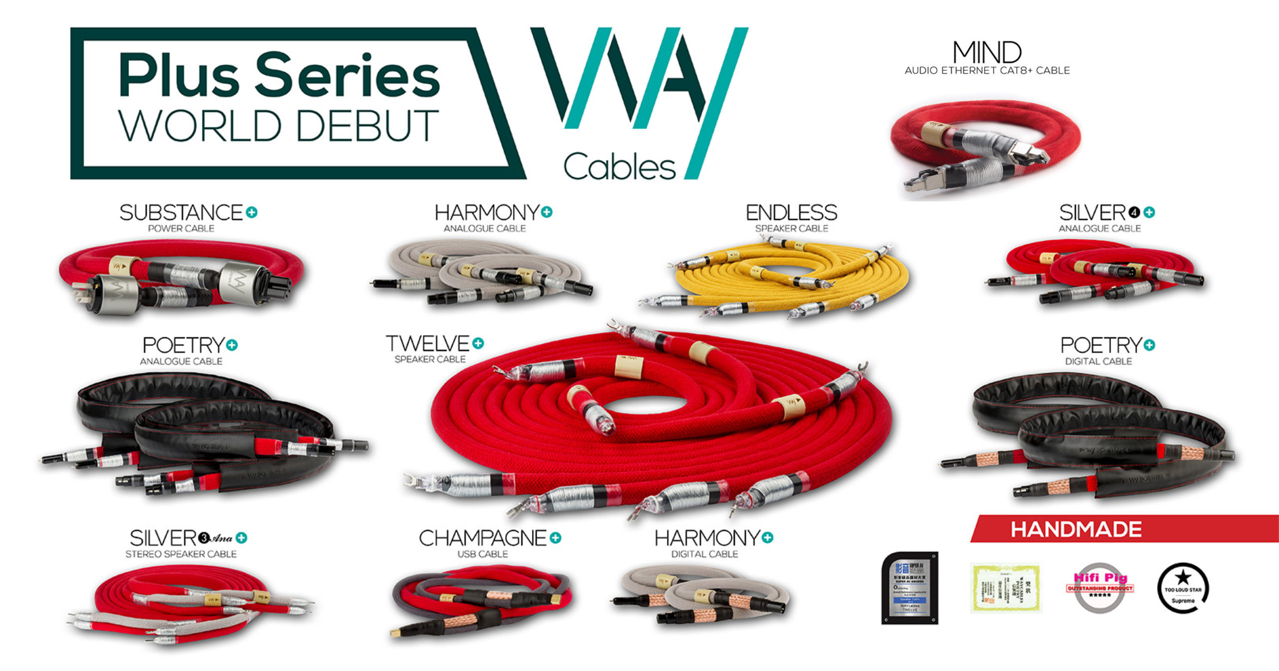 WAY Cables Plus Series